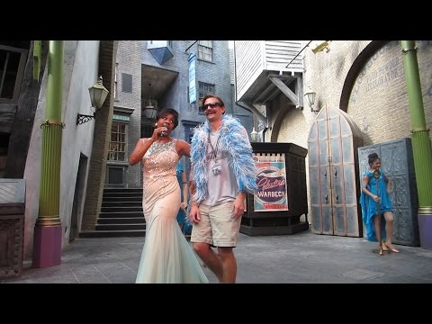 All Of My Dreams Came True At Diagon Alley In Universal Orlando!!! (7.21.14)