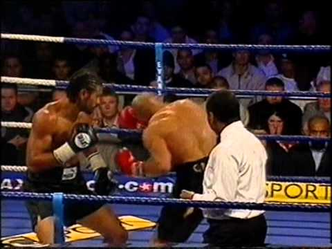 David Haye v Phil Day