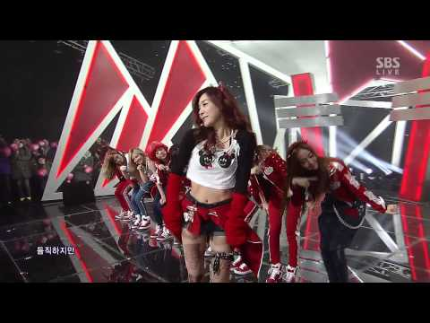 Snsd - I Got A Boy (jan 6, 2013) video