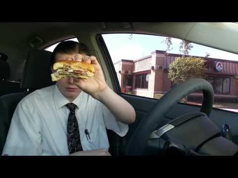 Wendy's Swiss Junior Bacon Cheeseburger - Review