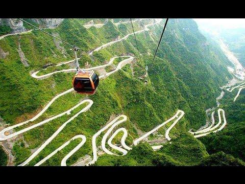 Крылья Татева - самая длинная канатная дорога в мире.