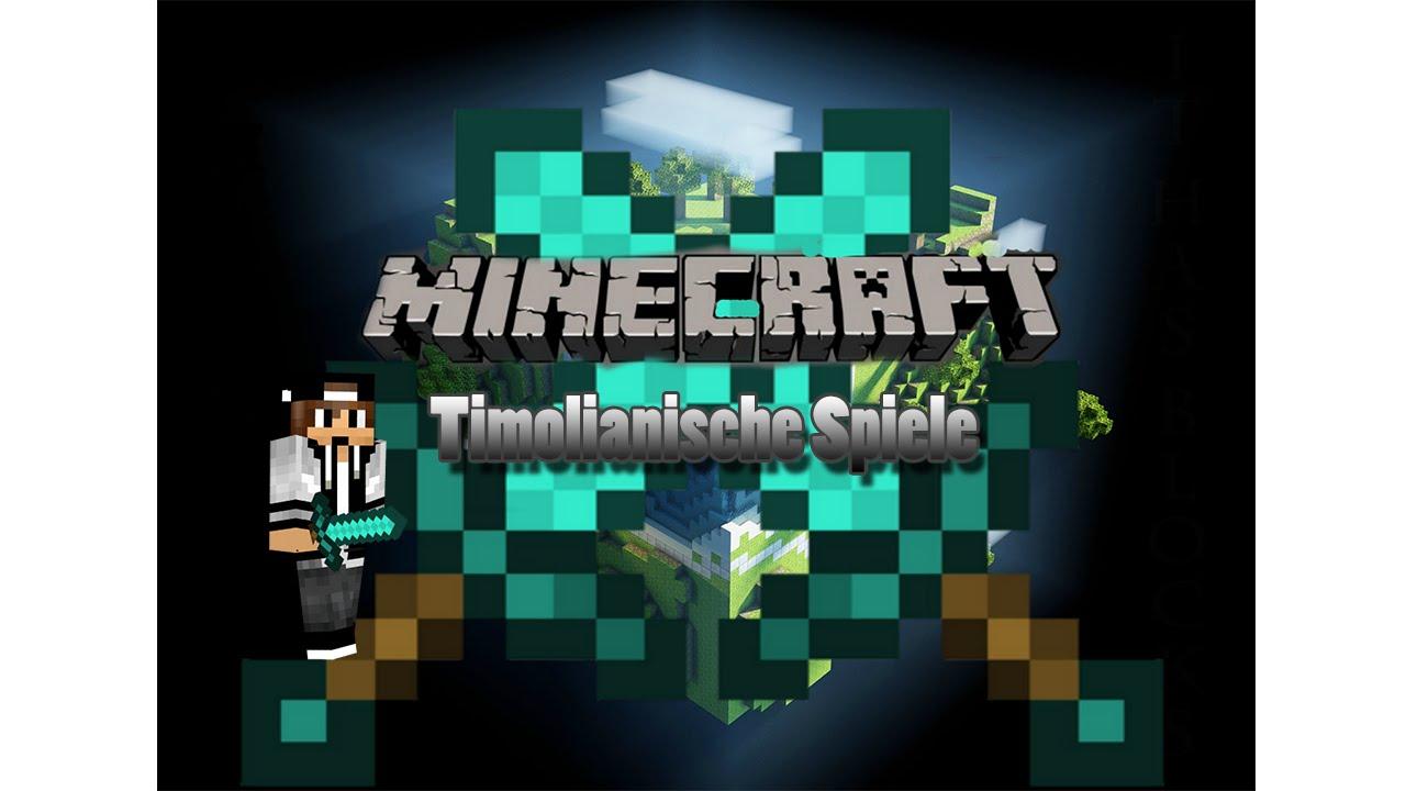 spiele mit minecraft