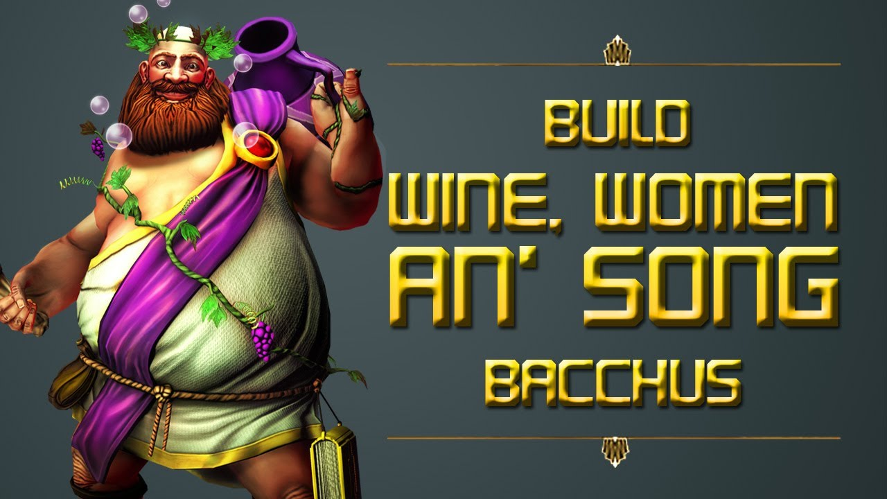 smite how to build bacchus
