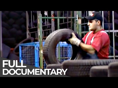 How it Works - Episode 26 - Tyre recycling, Sugar, Doormats, LPG conversion