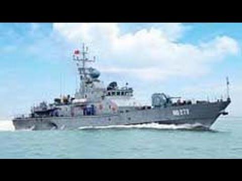 Hải quân VN tiếp nhận chiến hạm 'made in Vietnam'.