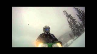 Snowmobile GoPro 960
