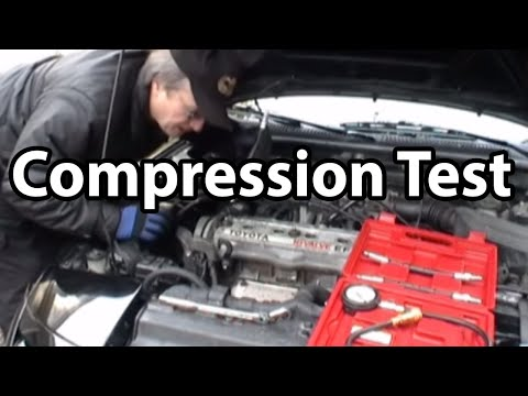 How To Check The Compression Of Your Engine