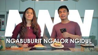NNN - Bikin Sandwich Ala Subway (feat. Sheryl Sheinafia)