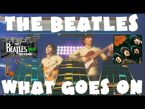 Beatles - What Goes On