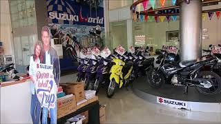 Suzuki Motorcycles in the Philippines #2