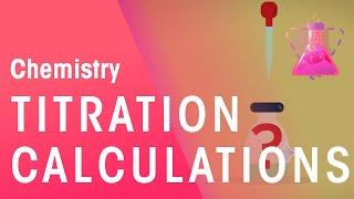 How To Do Titration Calculations | Chemistry for All | FuseSchool