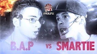Liga Knock Out / EarBox Apresentam: B.A.P vs Smartie (Apocalipse)