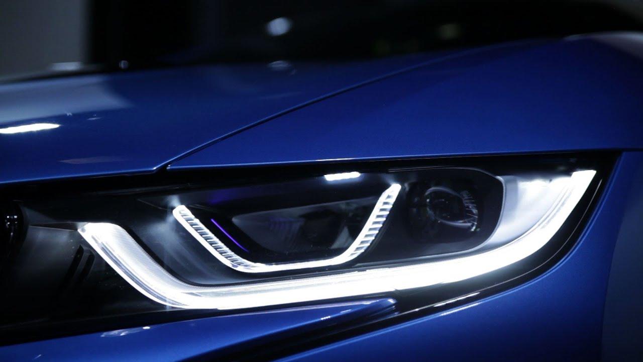 Co2 Emissionen Deutschland >> BMW i. Die BMW Lichttechnologie - von Xenon zu Laserlicht. - YouTube