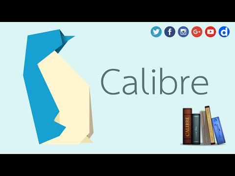 Calibre - gerenciador de eBooks ᛃ Instalação e Review
