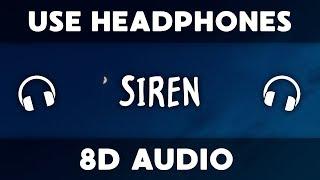 The Chainsmokers Siren 8d Audio Feat Aazar