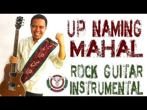 UP Naming Mahal - Rock Guitar Instrumental