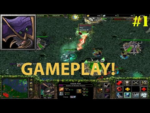 DoTa 6.83d - Anub'arak, Nerubian Assassin ★ Gameplay! #1