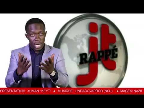 Journal Rappé EP20 Saison 2 - KARIM WADE: Le Procès