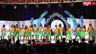 ISIKUPITE: Dance ya kwanza NEW MISS TANZANIA 2018