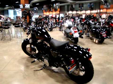 2012 Harley-Davidson Forty Eight