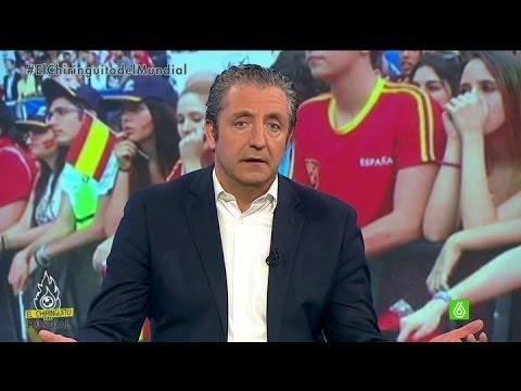 Mundial 2014 | España 0-2 Chile - Josep Pedrerol: