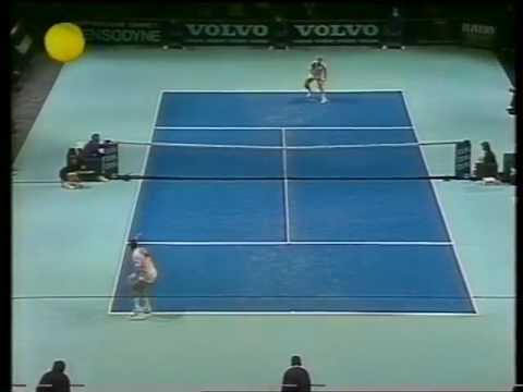 Masters 1990 Rr Lendl Vs Muster Youtube