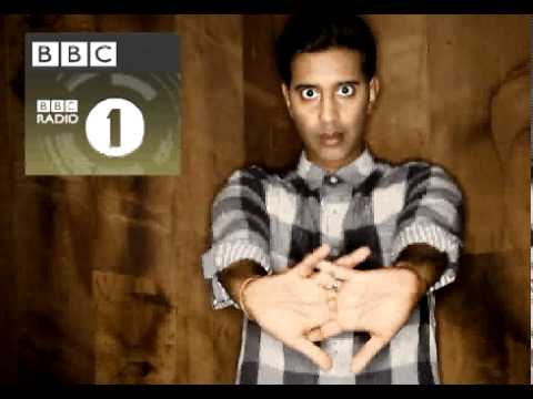 BBC Radio 1- DJ Nihal in Sri Lanka