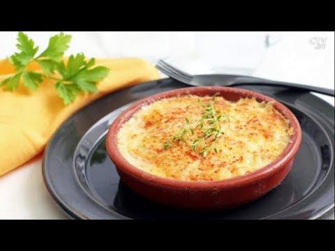 Рецепты белорусской национальной кухни: бабка со шкварками по-белорусски