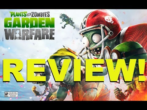 REVIEW: Plants vs Zombies Garden Warfare (XBOX 360)
