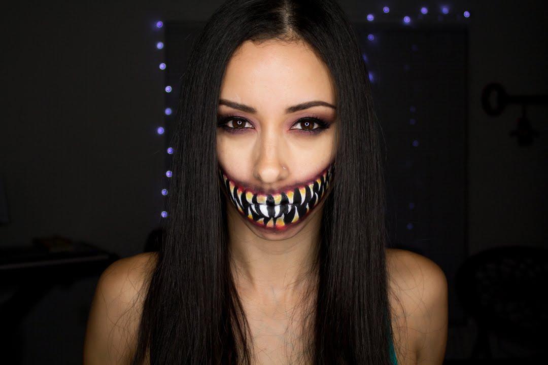 Halloween Eye Face Paint Halloween Face Paint How