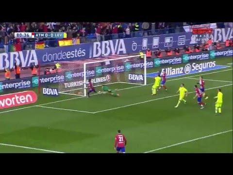 Cholo de punta: Atlético de Madrid ganó y desplazó al Barcelona de la cima