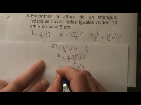 Profesor Hugo Möller Video 158  Triangulos