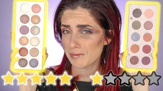 1 Stern VS 5 Sterne  Make-up Produkte ⭐️| heftiger Unterschied?!