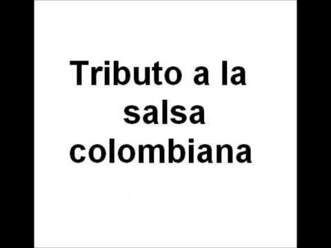 Tributo a la salsa colombiana - MIDI y ritmo para teclado