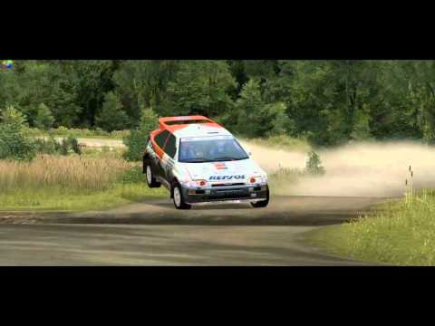 DIRT3 VS RBR - Richard Burns Rally Tribute