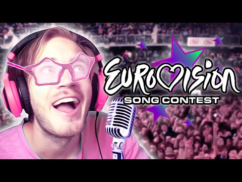I'M IN EUROVISION!