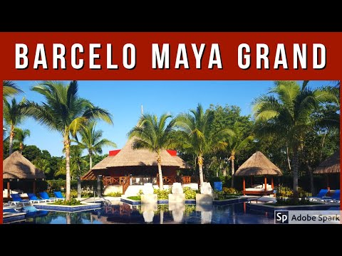 Vacation at Barcelo Maya Grand in Riviera Maya, & Barcelo Maya Palace Deluxe