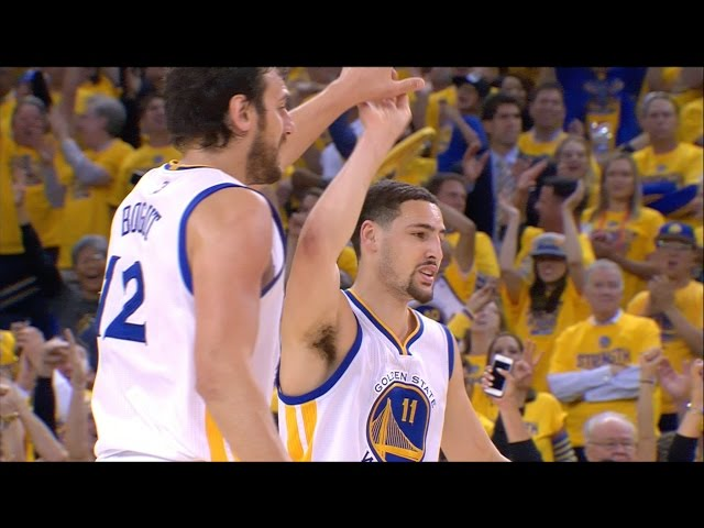 Warriors Beat Pelicans 97-87 in Game Two