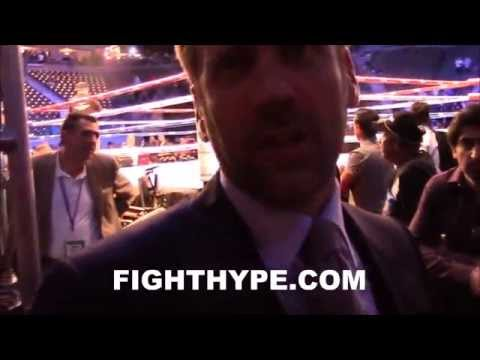 MAX KELLERMAN TALKS MAYWEATHER VS PACQUIAO SAYS MAYWEATHER STILL THE BEST IN THE WORLD