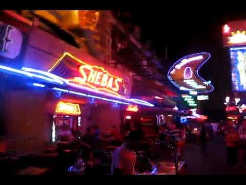 Bangkok – Soi Cowboy