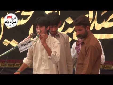 Zakir Malik Mesam Abbas Alvi |  Majlis 11 May 2018 | Jalsa Zakir Ghulam Abbas Mesam |