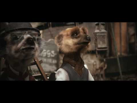 New compare the meerkat advert from comparethemeerkat.com