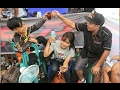 Gini Nih! Alvan Cebonk Dn Wiwi Mungils Di Paddock Sirkuit Drag Bike Start