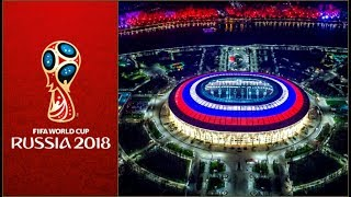 FIFA World Cup Russia 2018 | All 12 Completed Stadiums
