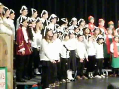 """A Pirates Christmas"" Gig Harbor Academy at Gig Harbor H.S. Numma 3 - 12/16/2012"