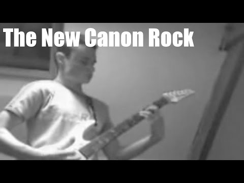 Matt (of MattRach) - The NEW Canon Rock Video