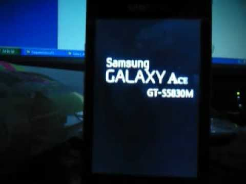 Reparar Imei Android Samsung Galaxy Ace S5830m | How To Make & Do