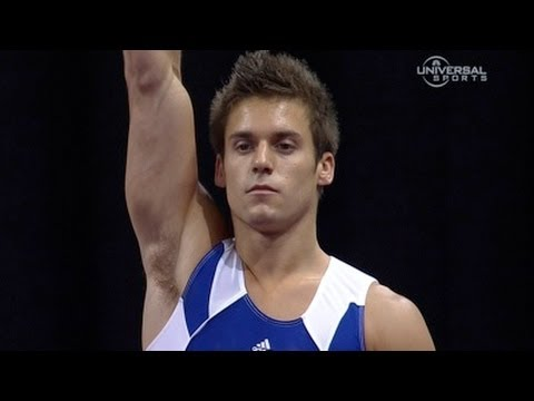Sam Mikulak takes 3rd at Visa Championship - night 2 routines