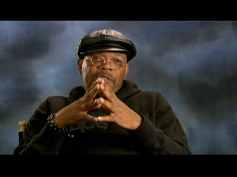 Interview with Samuel L  Jackson on  The Other Guys