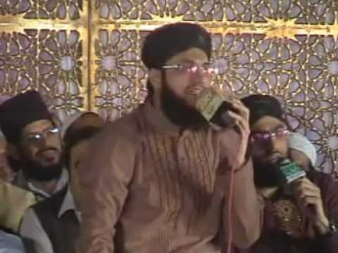 Eidgah Sharif - Hafiz Tahir Qadri  -youm Milaad Paak - 22 - April -12 - By Tahir Shahzad video